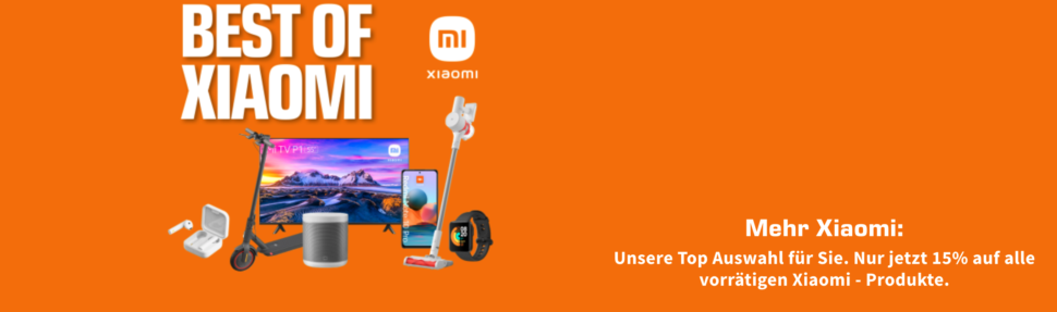 Saturn Best of Xiaomi