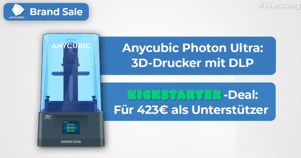 Anycubic Photon Sale Featured Banner 2