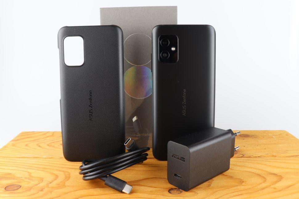 Asus ZenFone 8 Test Produktbilder 18
