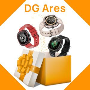 DOOGEE DG Ares Mode Punk Design Uhr Uhren Smartwatch 2