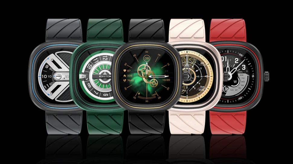 DOOGEE DG Ares Mode Punk Design Uhr Uhren Smartwatch 2 e1631479258554