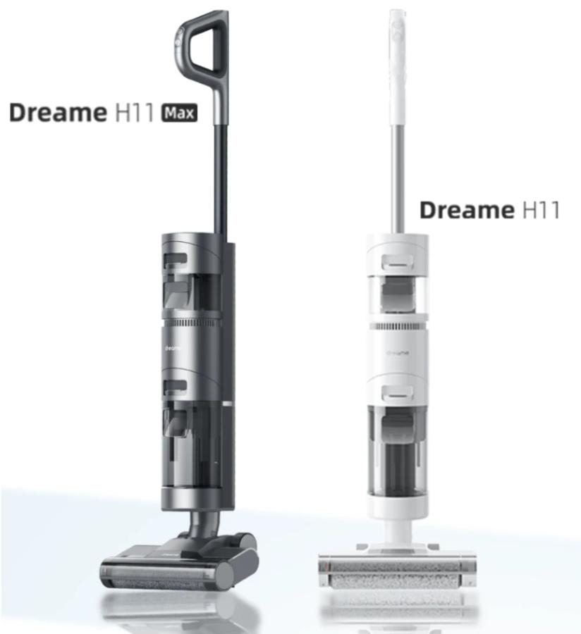 Dreame H11 vs. H11 Max