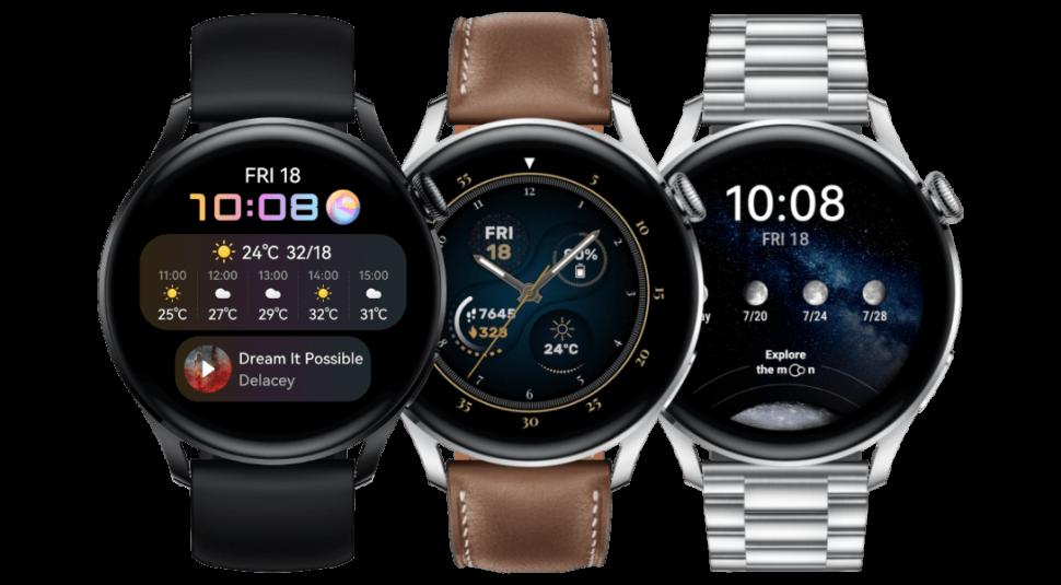 huawei watch3 varianten