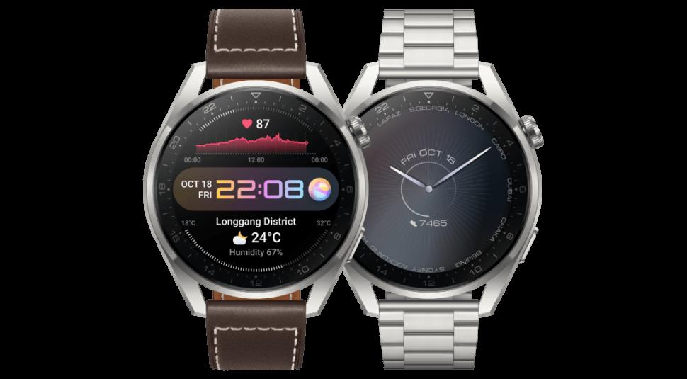 huawei watch3pro varianten