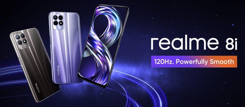Realme 8i vorgestellt 1