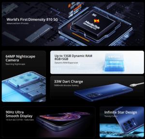 Realme 8s 5G vorgestellt 3 1