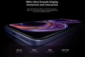 Realme 8s 5G vorgestellt 8