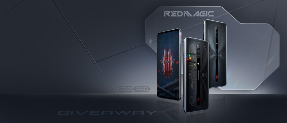 RedMagic 6s Pro Banner I