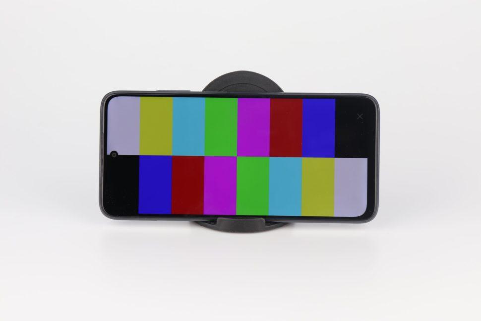 Xiaomi Redmi 10 Display Test