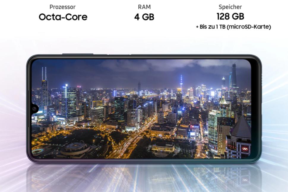 Samsung Galaxy M22 vorgestellt 1