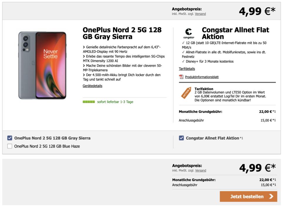 OnePlus Nord 2 Logitel