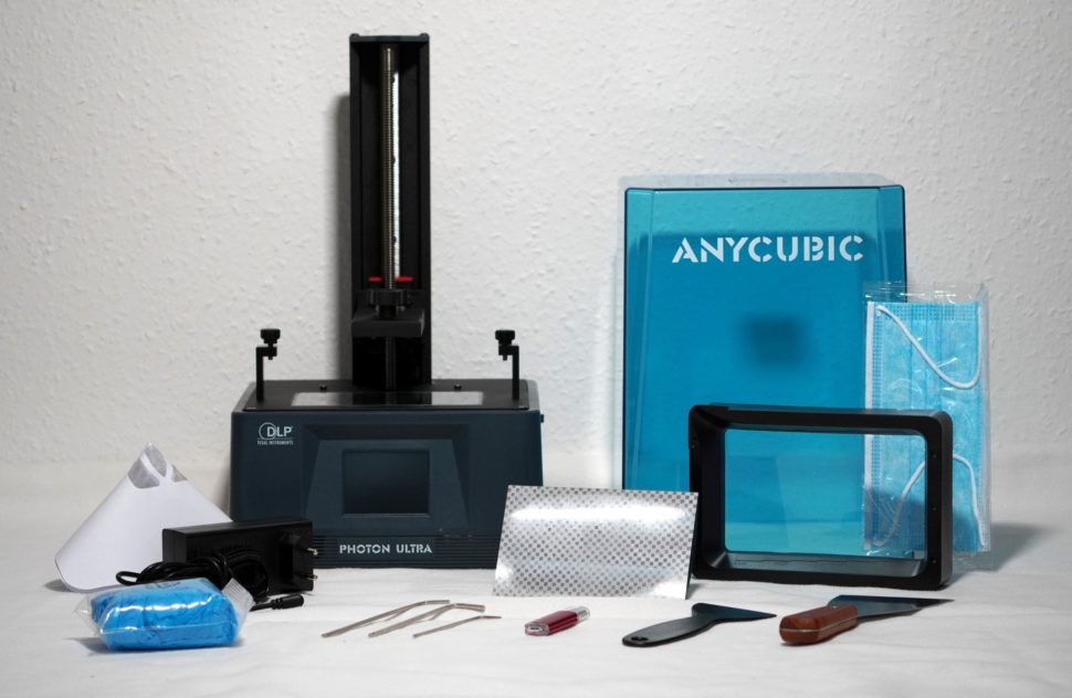 Anycubic Photon Ultra Erster Eindruck 2 1