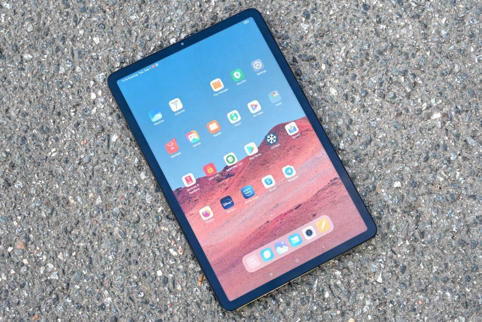 Xiaomi mi pad 5 pro display test 4