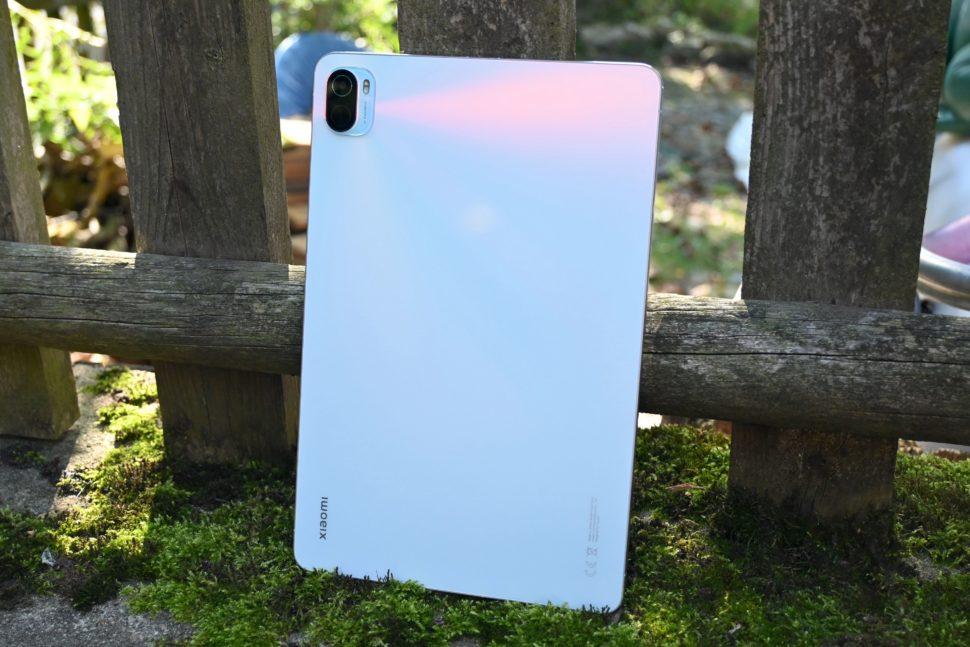 Xiaomi Mi pad 5 test