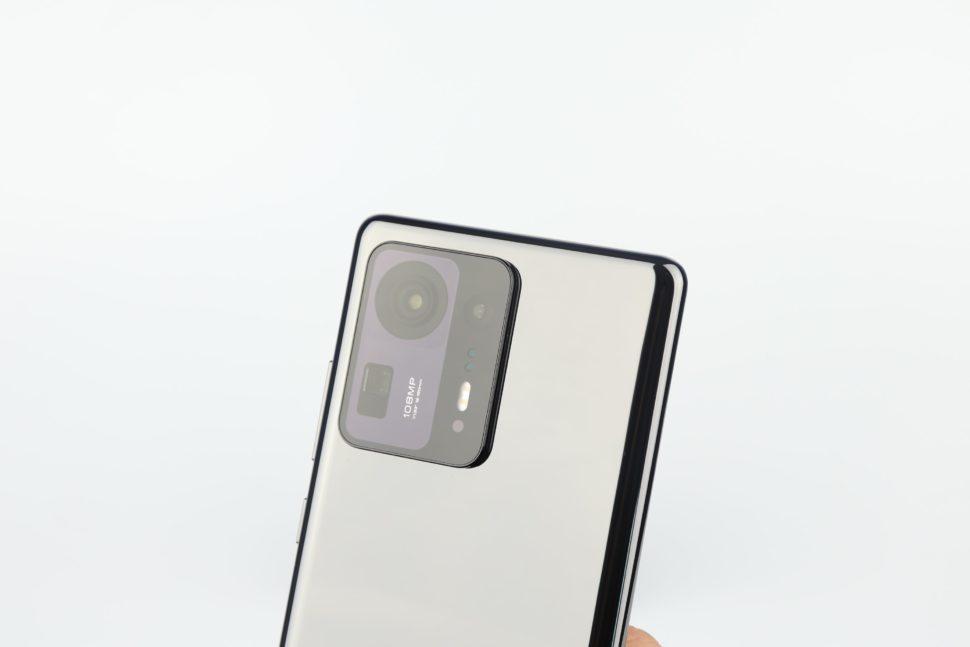 Xiaomi Mi Mix 4 Kamera