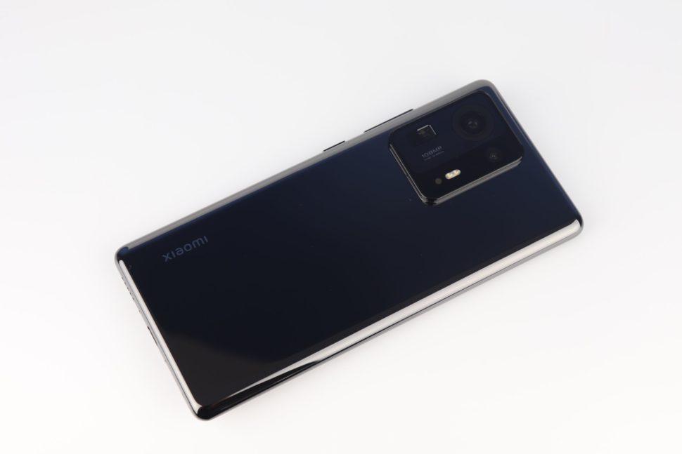 Xiaomi Mi Mix 4 Rueckseite 2