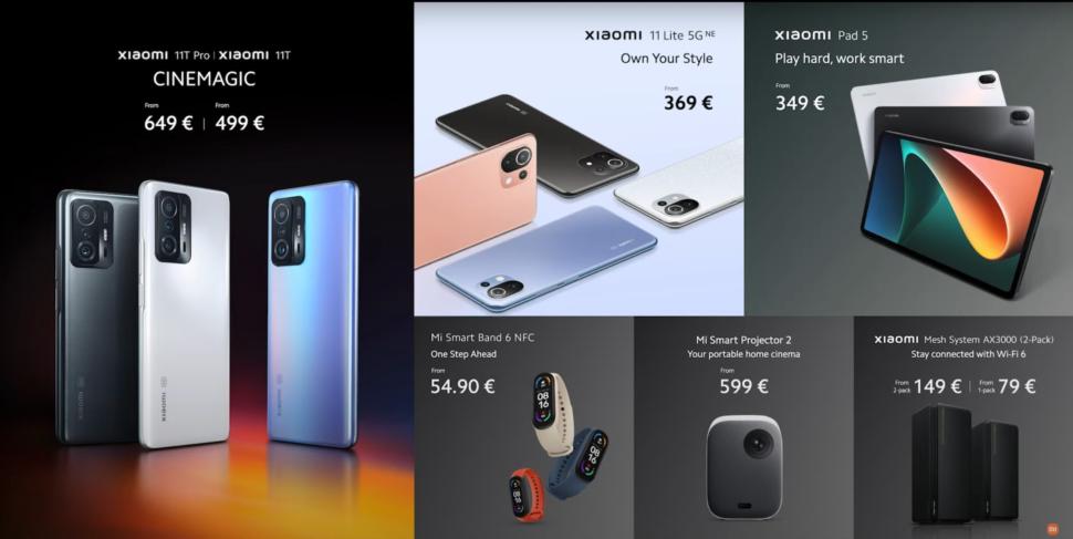 Xiaomi Global Launch