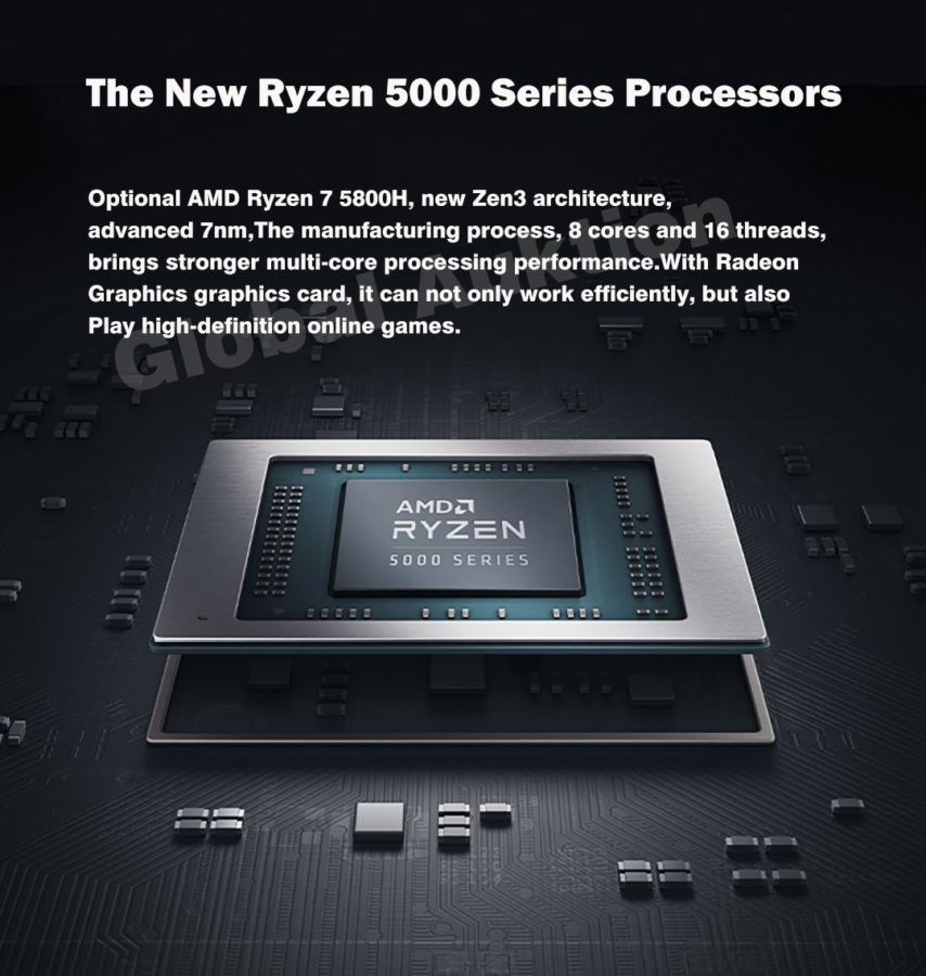 RedmiBook Pro 15 Ryzen CPU Ryzen