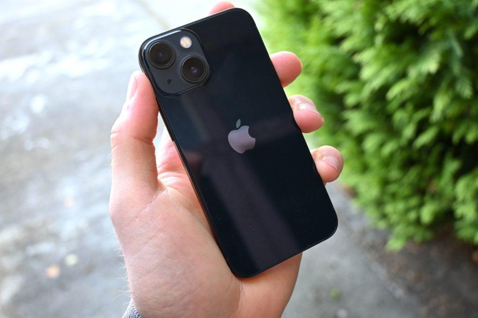 iphone 13 mini test