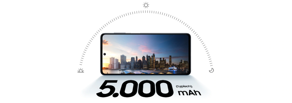 Samsung M52 5000 mah Akku