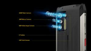 Ulefone Power Armor 13 Test Cam