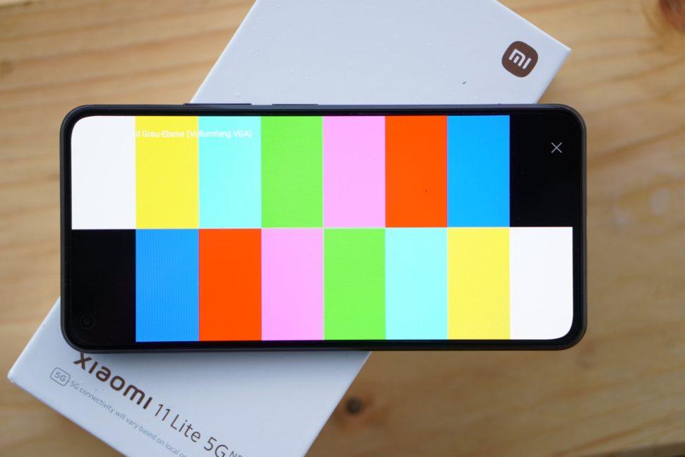 Xiaomi 11 Lite 5G NE Smartphone 6