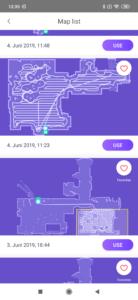 360 s5 app karten