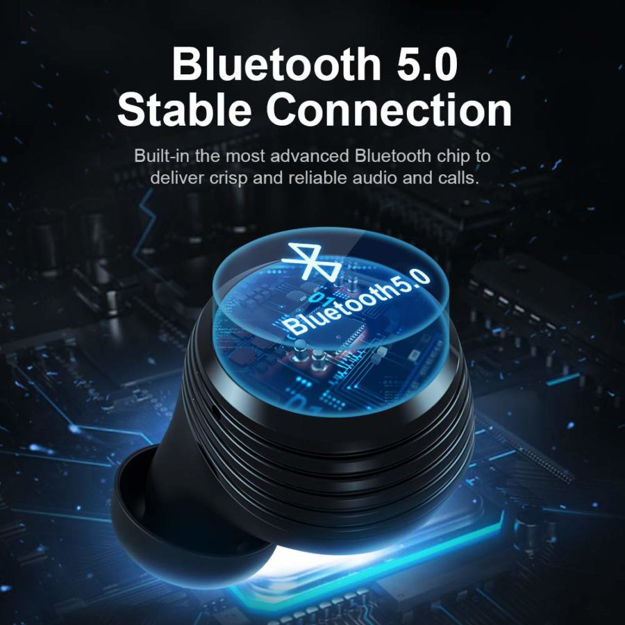 Arbily TWS T9 Test Bluetooth