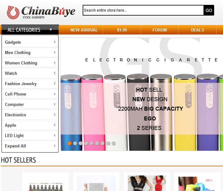 Chinabuye Shop erfahrungen bewertung