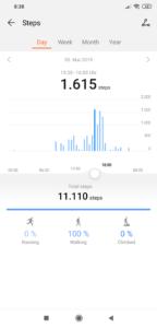 Huawei Band 3 Pro App 2