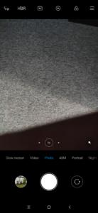 Kamera App MIUI 1
