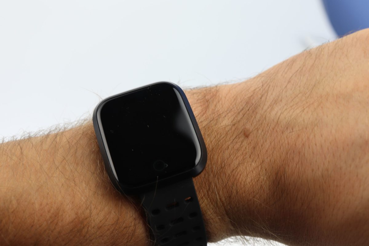 Lenovo E1 Smartwatch 1