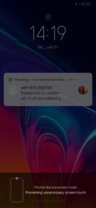 Lenovo Z6 Lite System ZUI 3