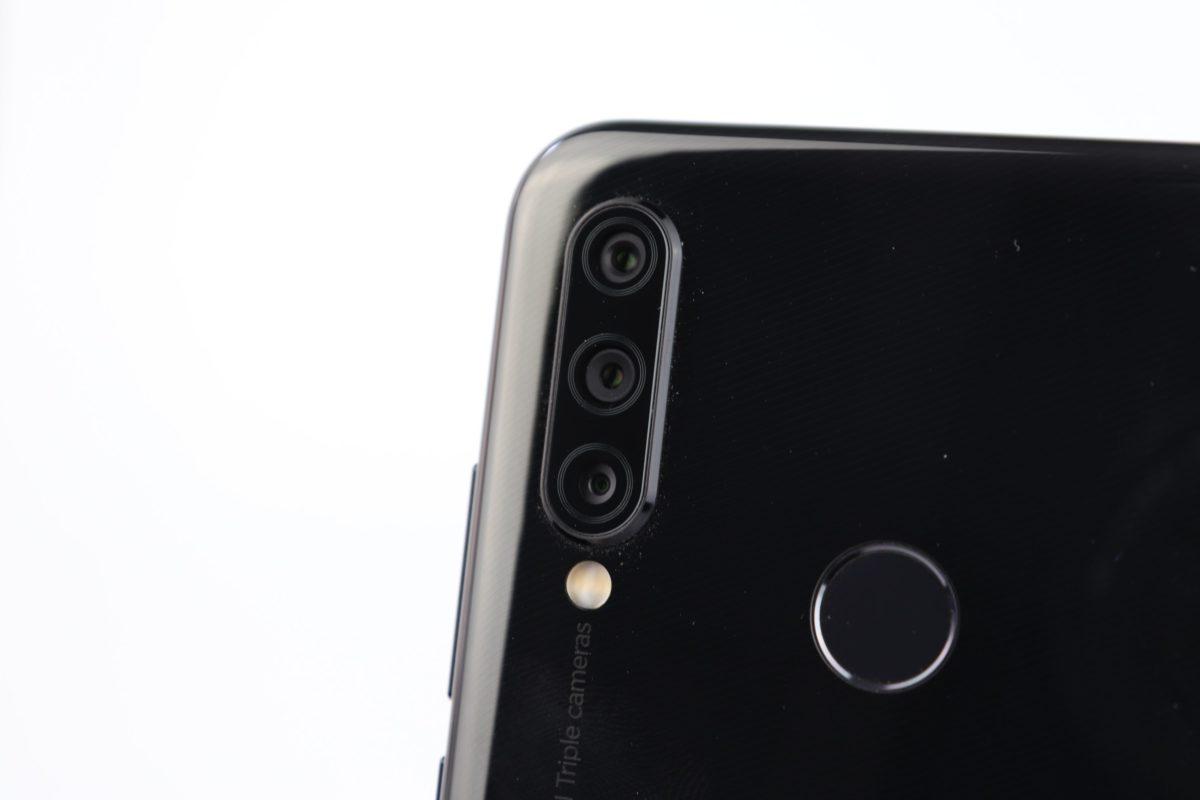 Lenovo Z6 Lite Triple Kamera