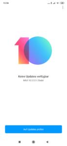 MIUI 10 Global Android 9 Xiaomi Mi 9T 1