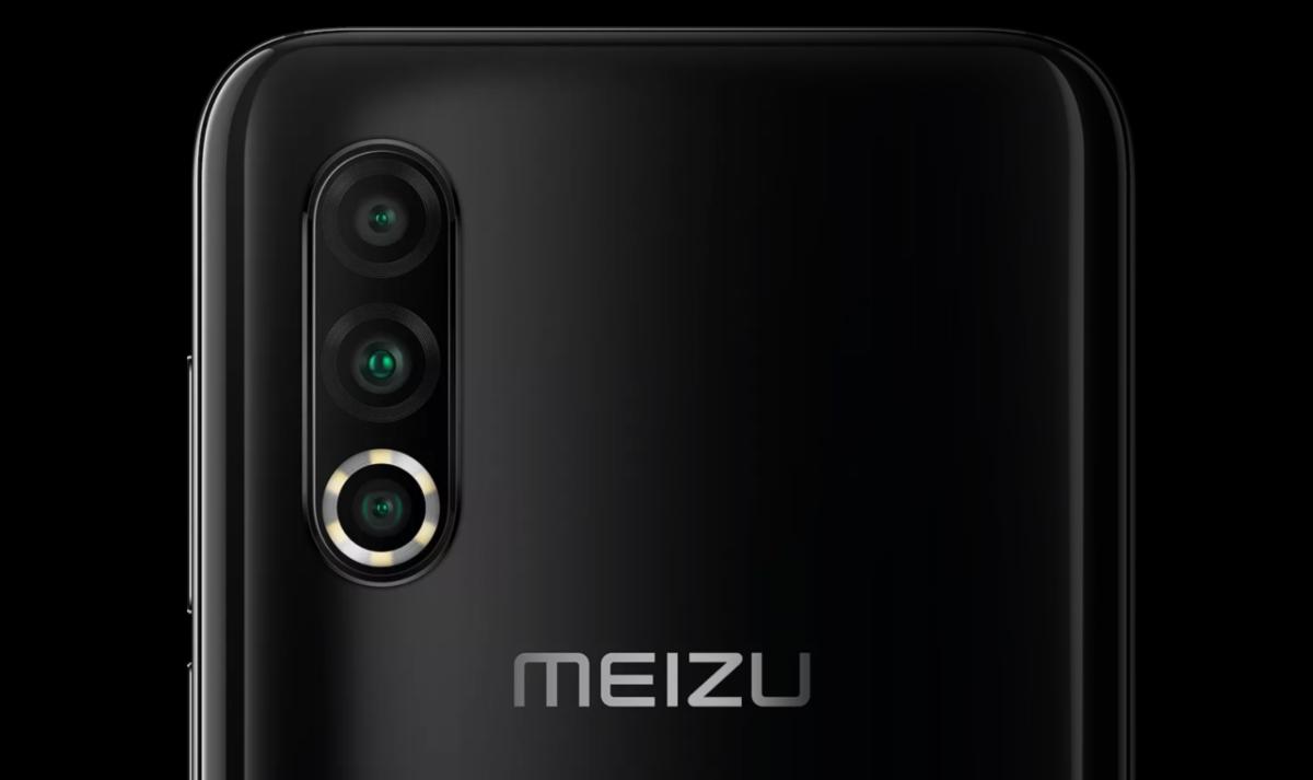 Meizu 16S Pro Triple Kamera