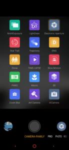 Nubia Z20 Camera App FUnktionen Features 1