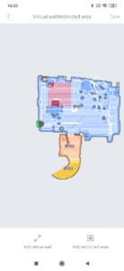 no go areas Apserrband Mi Vacuum 2