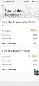 OnePlus7 3dmark