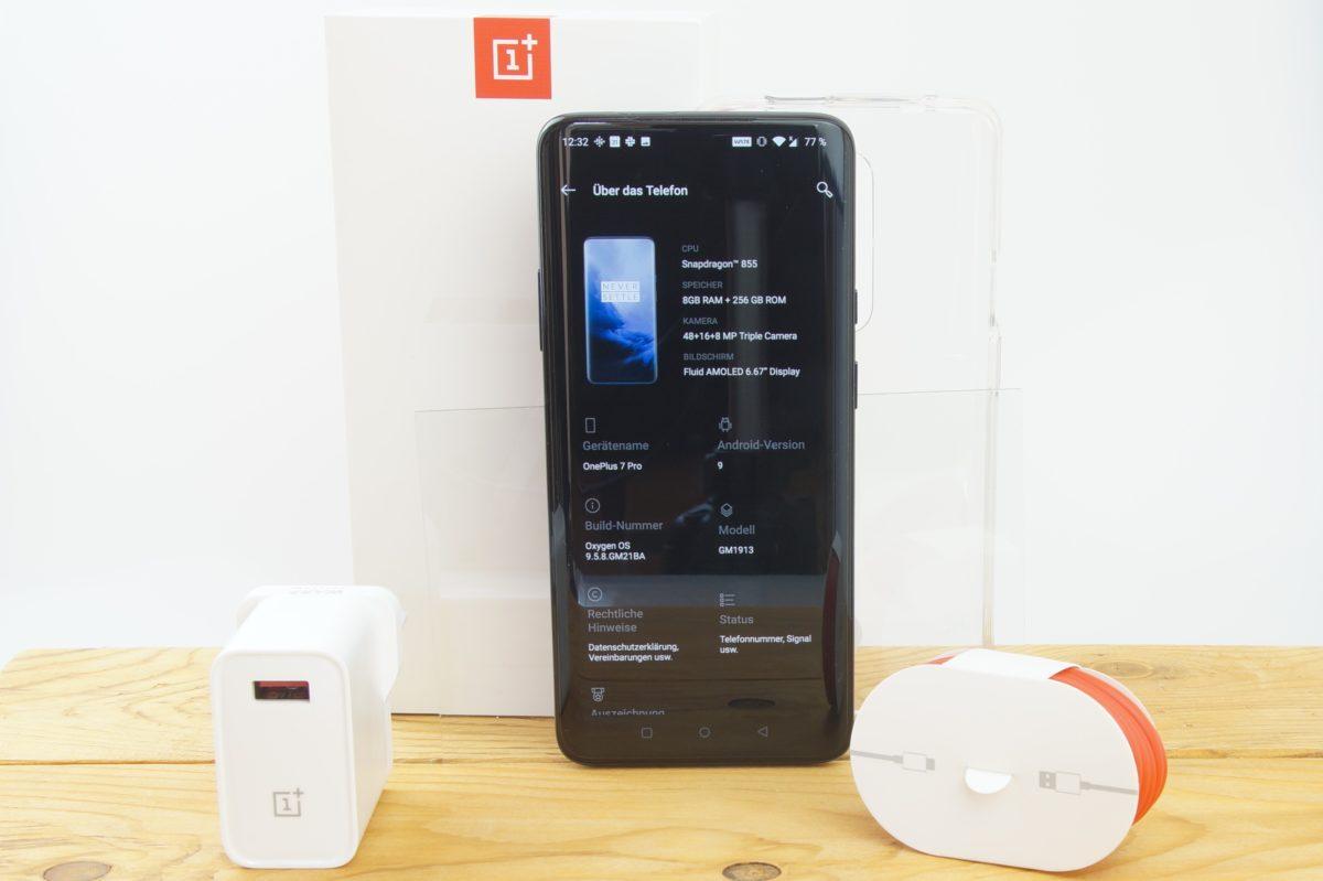 OnePlus 7 Pro Testbericht Produktbilder 1