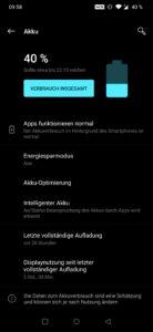OnePlus 7 Pro Testbericht Screenshots 4