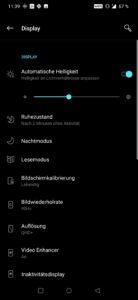 OnePlus 7 Pro Testbericht Screenshots 9