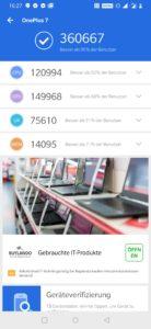 OnePlus 7 antutu