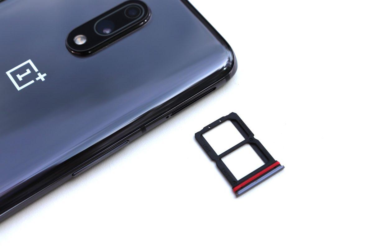 OnePlus 7 simslot 1
