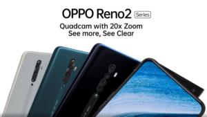 Oppo Reno 2 Series 1