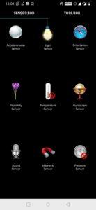 oneplus 7 sensors