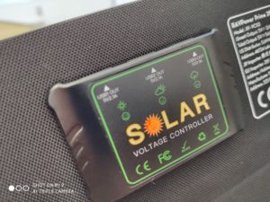 RavPower 28W Solar Charger 7