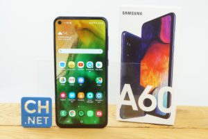 Samsung Galaxy A60 Testbericht Produktfotos 10
