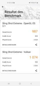 Samsung Galaxy A60 Testbericht Screenshot 10