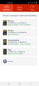 Samsung Galaxy A60 Testbericht Screenshot 12